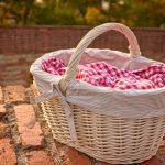 Romantic picnic in Barcelona