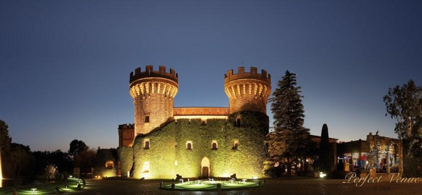 Castell Perelada - Perefct Venue