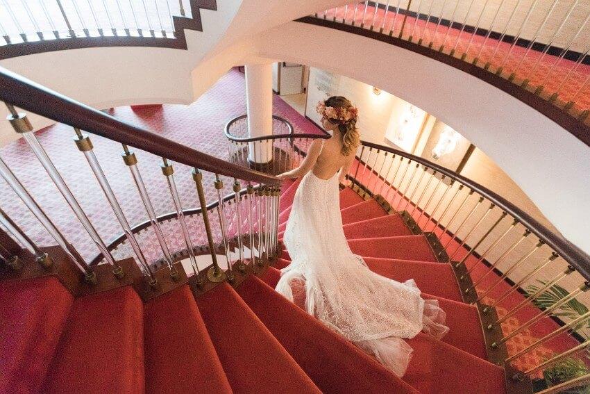 Wedding Tenerife hotel Botanico
