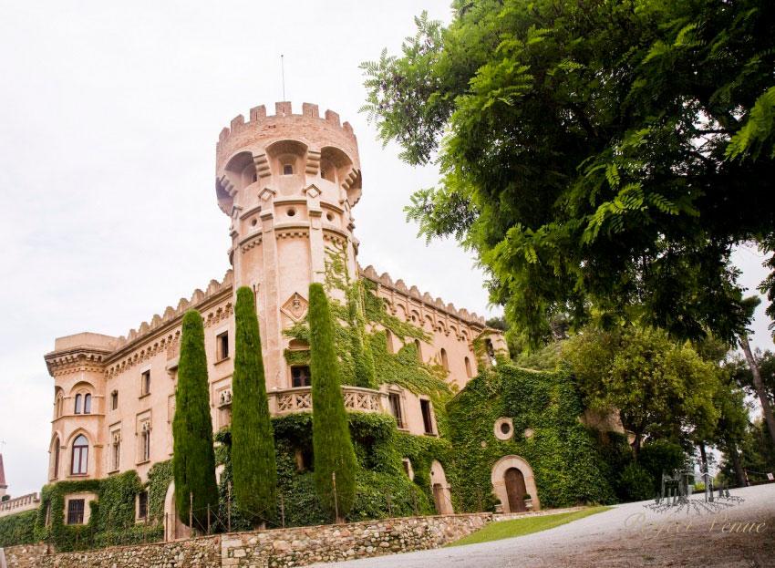 Castillo de Sant Marcial