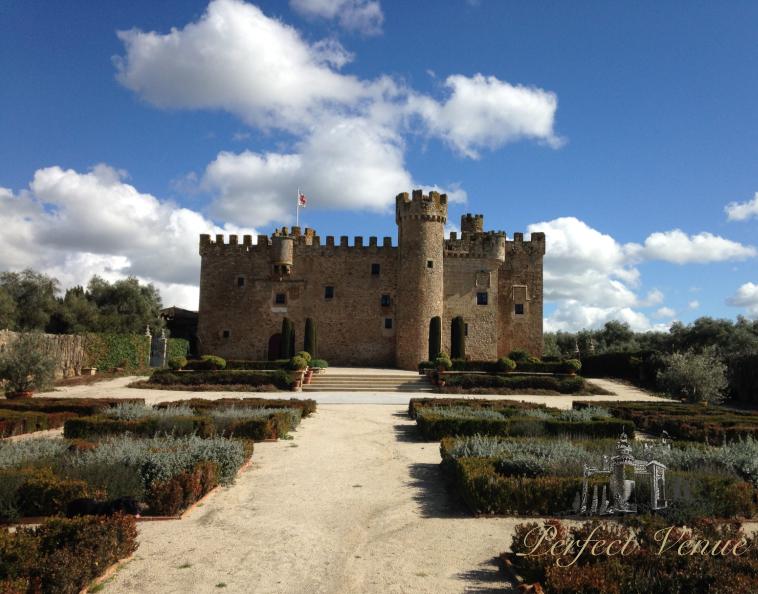 9ce2e1f8070 Arguijuela Castle - Venue for Weddings and Events