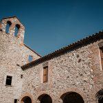 XIII century Catalan house