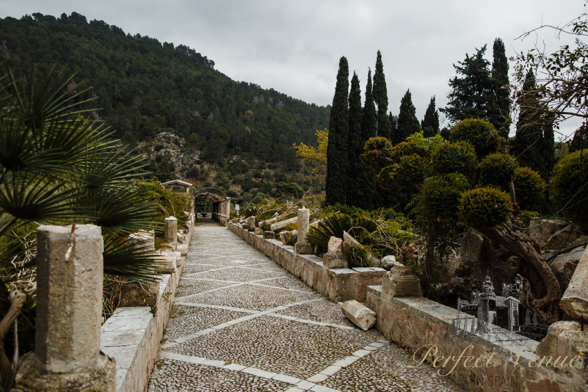 Jardines de Alfabia - Venue for Weddings and Events