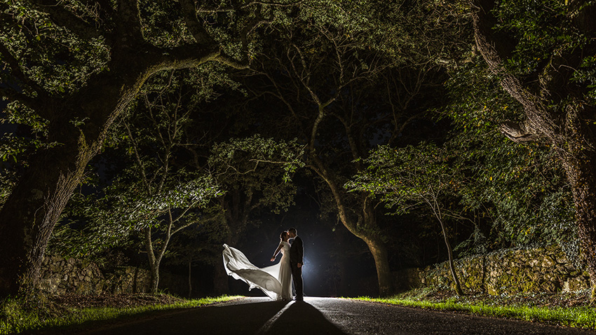 Wedding photographer in Galicia
