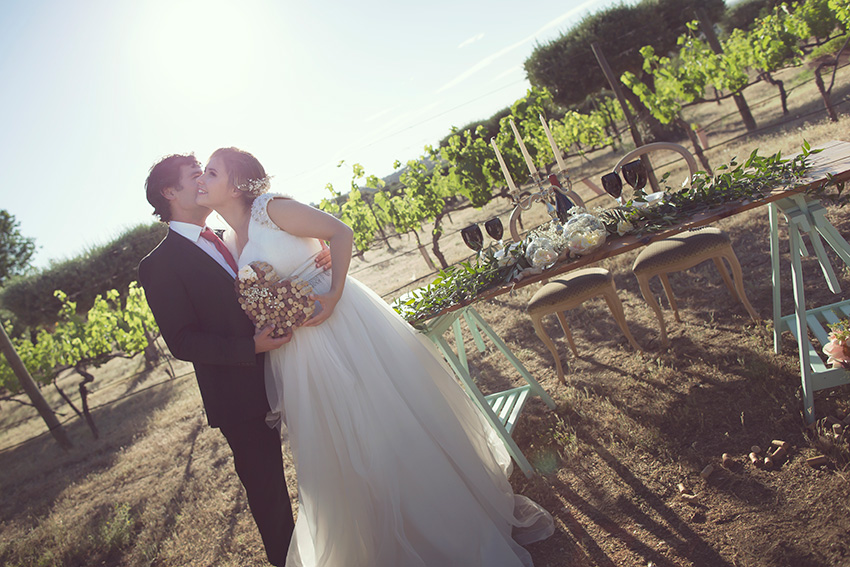 Ask Lh How Much Booze Do I Need For My Wedding: How To Plan A Romantic Vineyard Wedding In Spain
