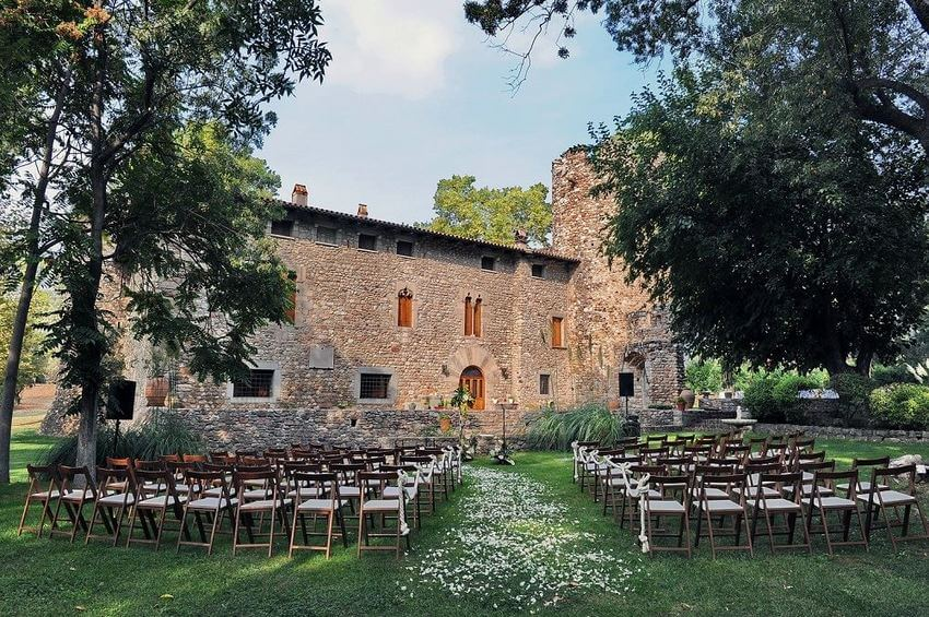 Best wedding venues Barcelona