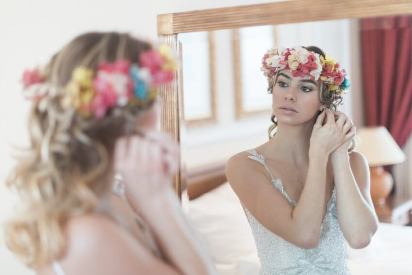 boda en hotel Botanico Tenerife