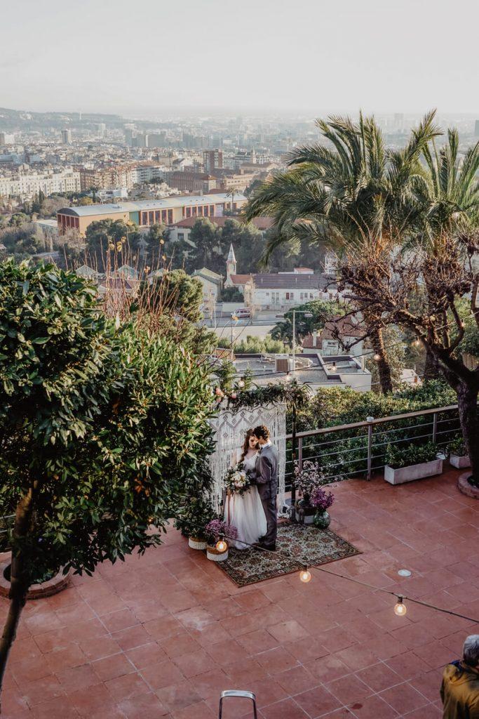 wedding venue barcelona