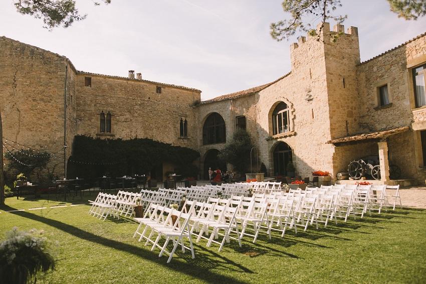 Castell de Touse - Perfect Venue