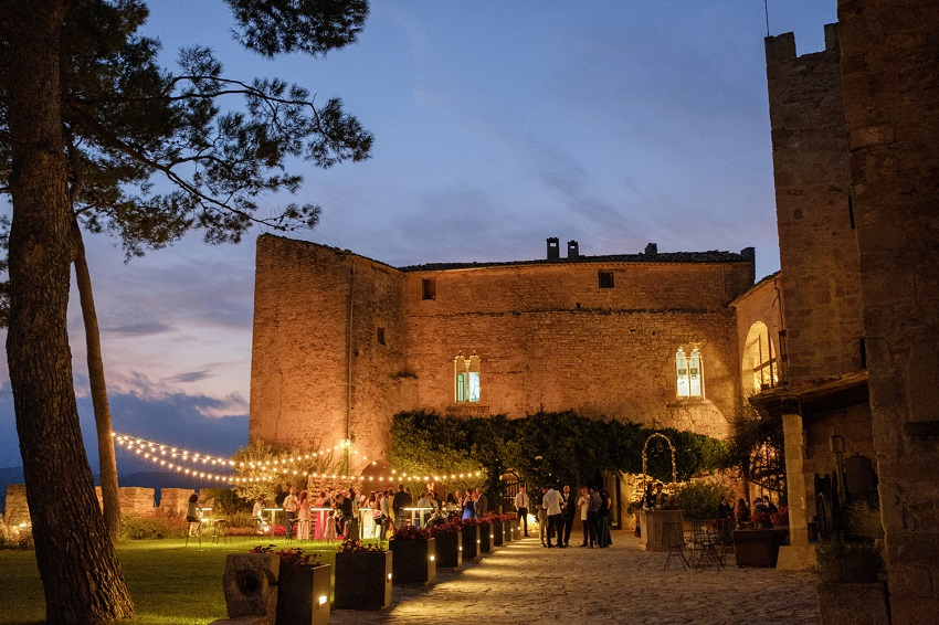 Castell de Tous - Perfect Venue