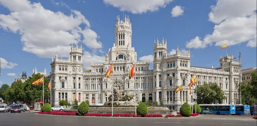 Palacio De Cibeles Perfect Venue Finder