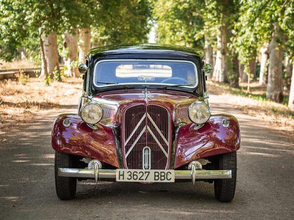 Iberocab -coches clasicos Madrid