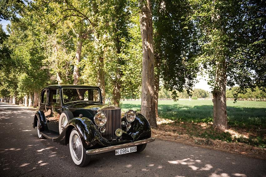 Iberocab - coches de lujo en Madrid