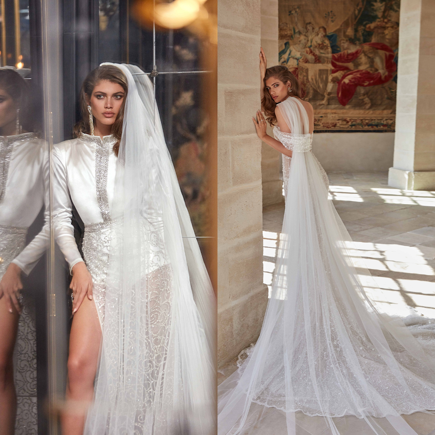 Fancy White The 2020 Wedding Dresses Collection By Galia Lahav,Traditional Indian Wedding Guest Dresses For Girls