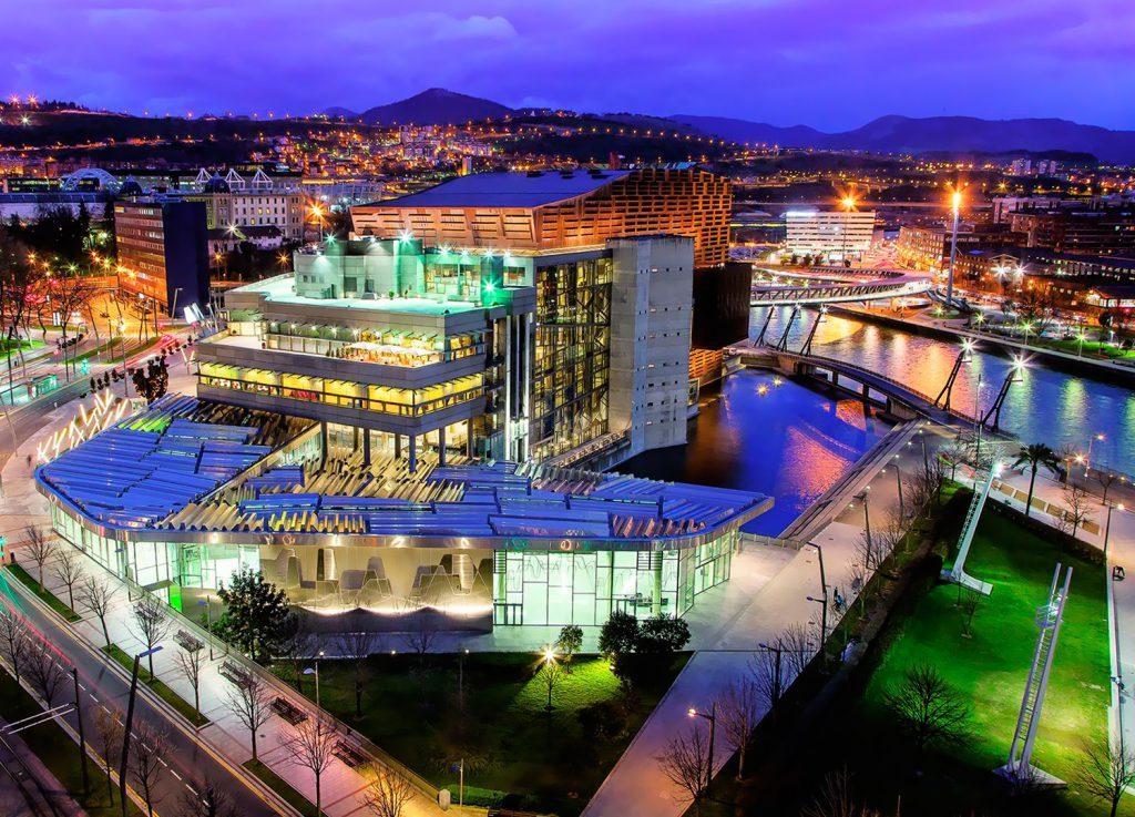 Euskalduna conference center