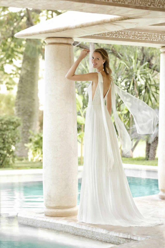 2020 Wedding Dresses Rosa Clará Perfect Venue Manager