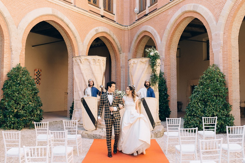 Medieval wedding - Perfect Venue