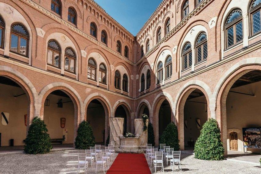 Castillo Belmonte -Perfect Venue