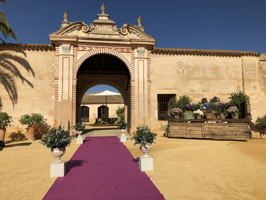Hacienda Los Molinos de Maestre - Perfect Venue