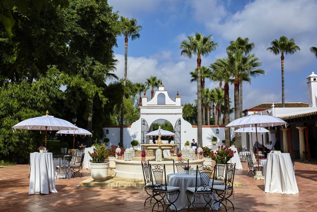 Hacienda el Vizir - Perfect Venue