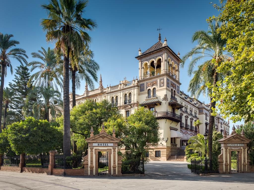 Hotel Alfonso XIII - Perfect Venue