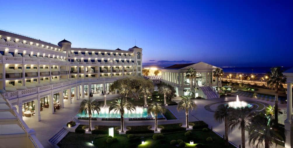 Hotel Balneario Las Arenas - Perfect Venue