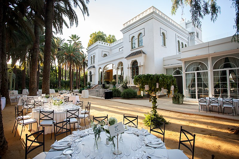 Villa Luisa Sevilla - Perfect Venue