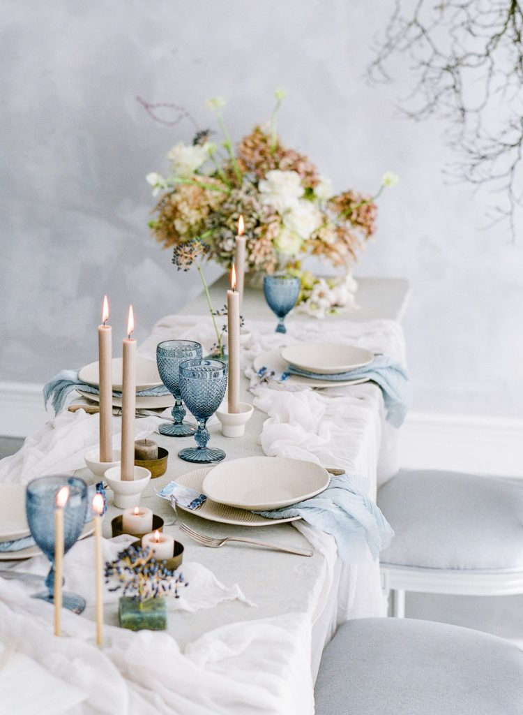 The color trends are already here for the weddings of 2021