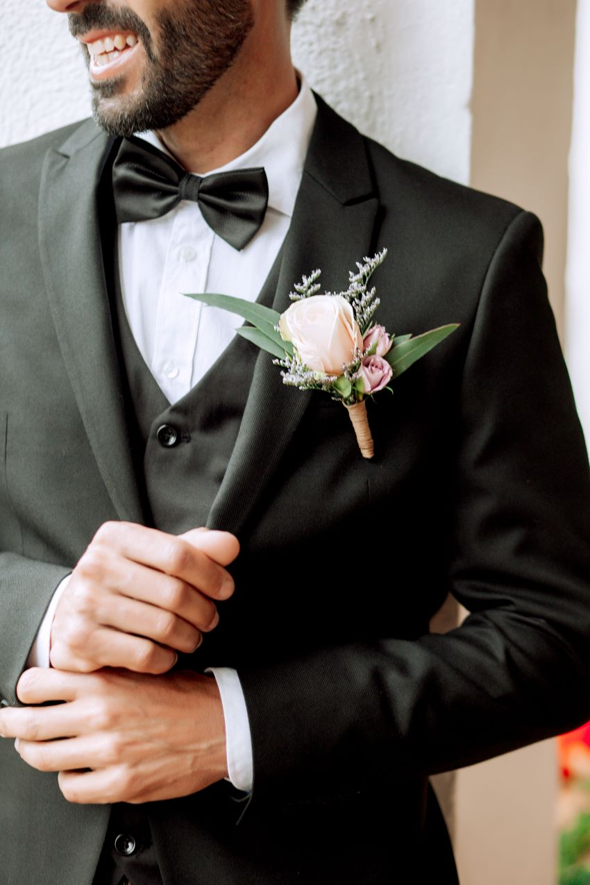 Tendencias traje de novio 2021 - Perfect Venue