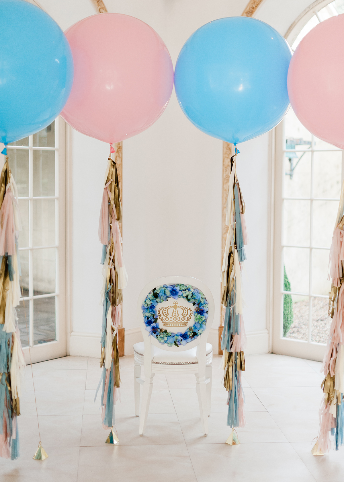Royal baby shower - Perfect Venue