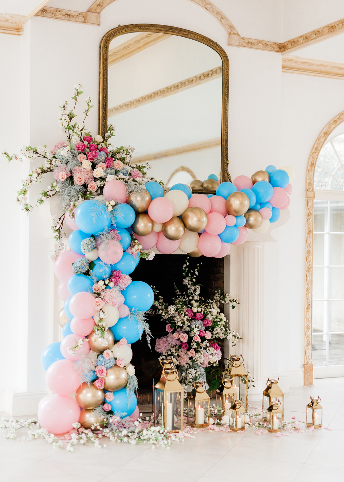 Madrid baby shower - Perfect Venue
