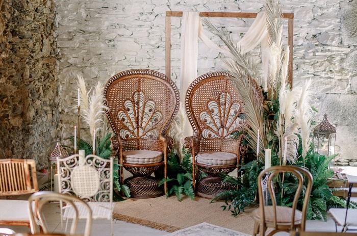 Decoradores de bodas en tiempos de Covid-19