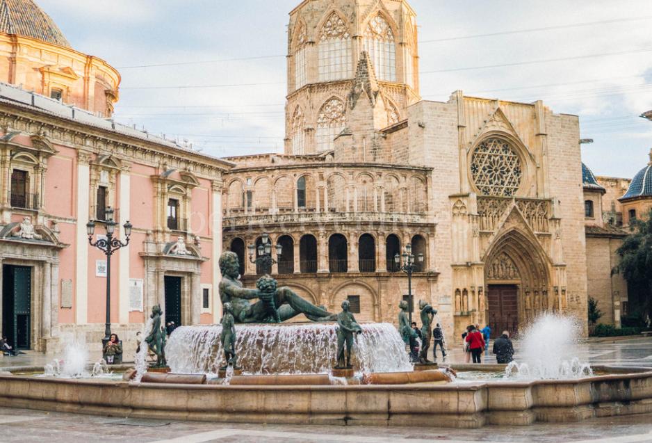 Valencia turismo de bodas